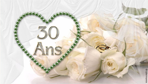 30-Roses blanches