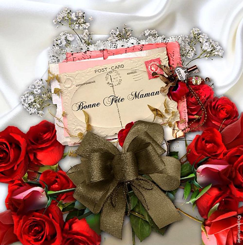 15 - Bouquet de roses