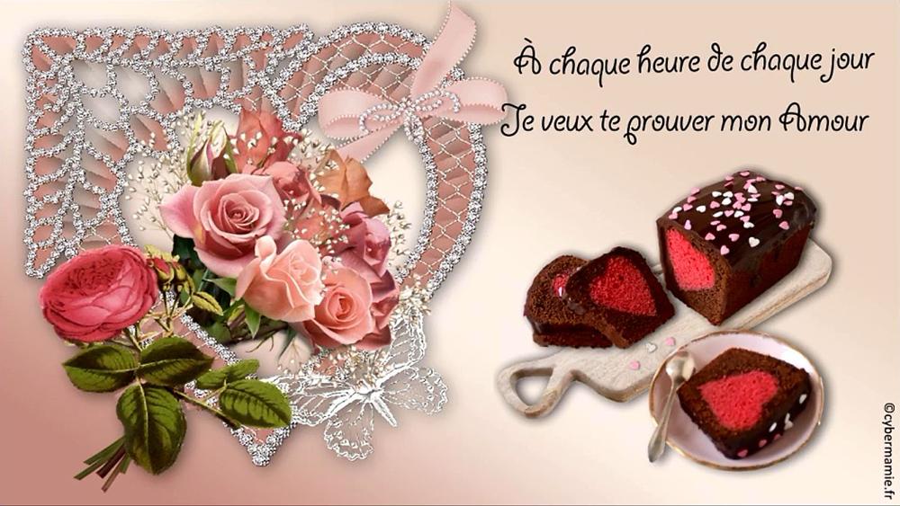 11 - Bijou cœur rose