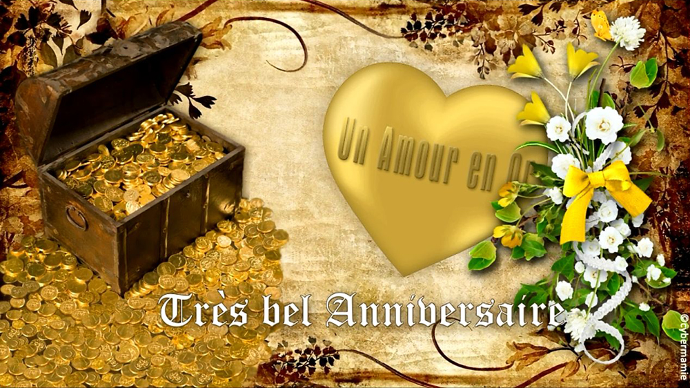 50 - Un amour en or