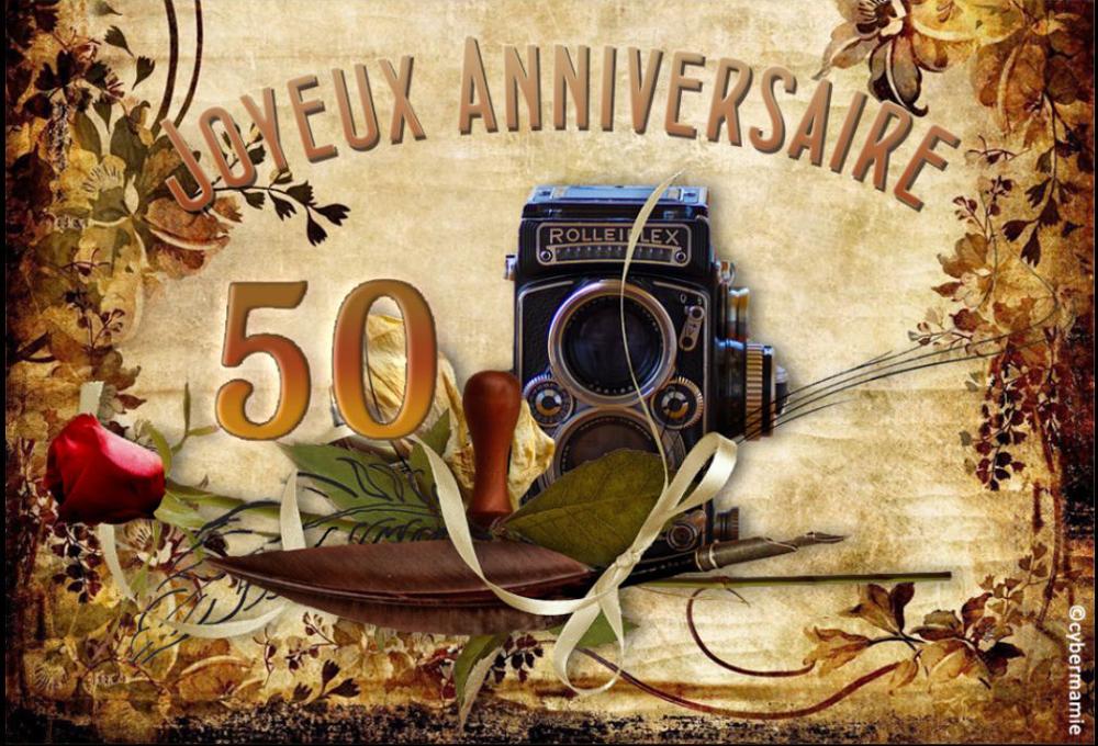 50 - Photographe