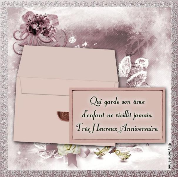 13 - Carte rose