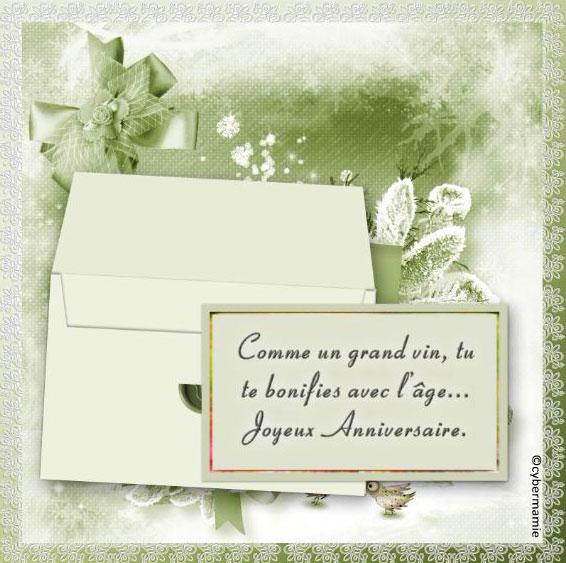 14 - Carte verte