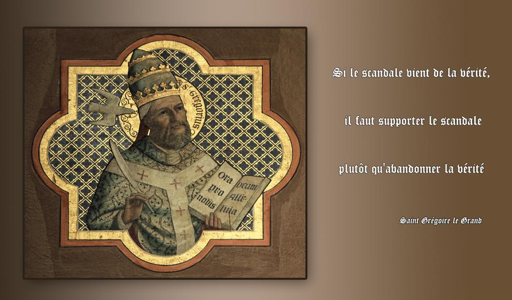 13 - Grégoire le Grand