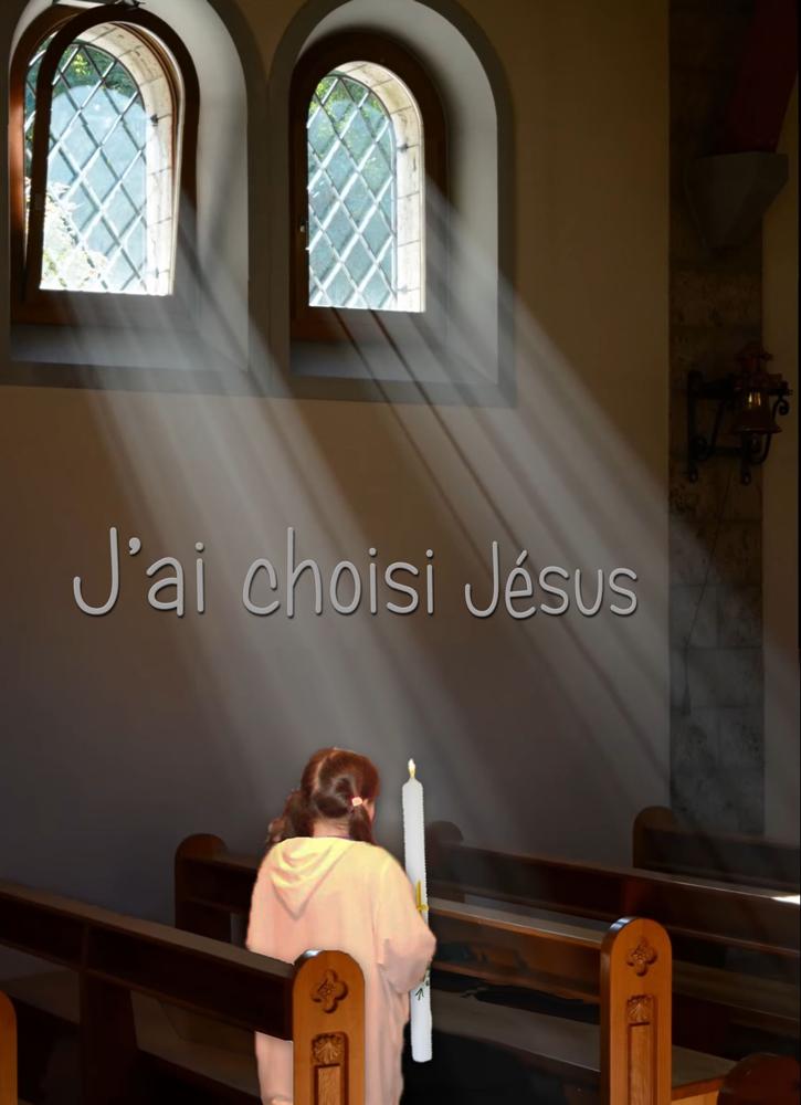 10 - J'ai choisi Jésus (fille)