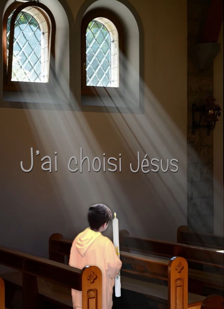 10 - J'ai choisi Jésus (garçon)