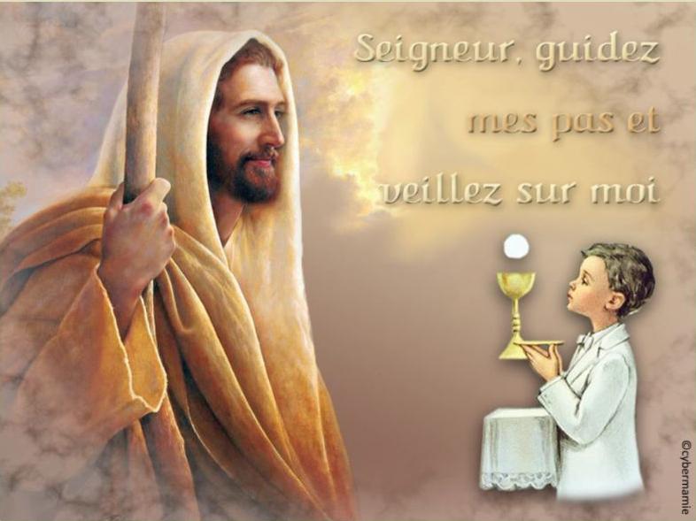 07 - Communion garçon