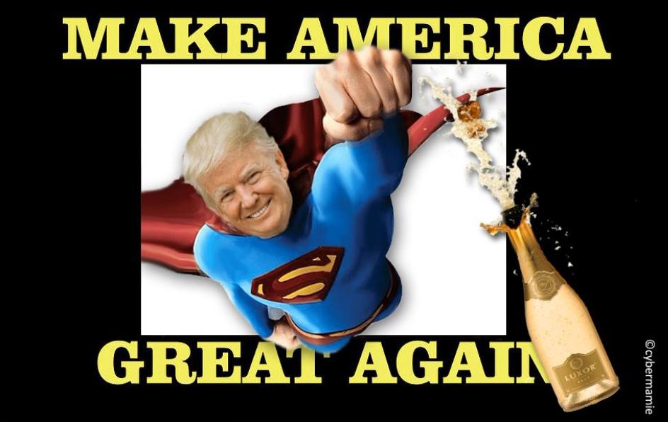 10 - Make Americe Great Again